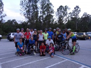 Full Moon Bike/Skate @ Flatwoods Park @ Flatwoods Park | Thonotosassa | Florida | United States