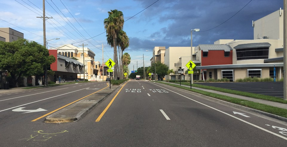 Ybor City Bikewalk Tampa Bay