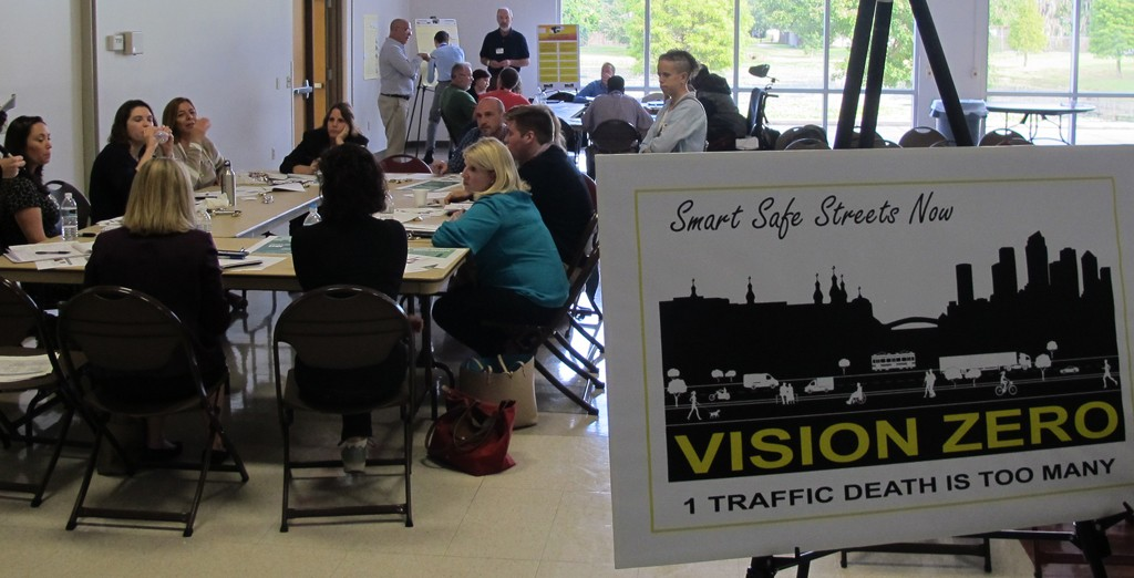 Hillsborough County MPO hosts first Vision Zero workshop to stop