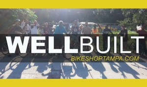 WellBuilt Weekly Group Rides @ WellBuilt Bikes (Inside University Mall) | Tampa | Florida | United States