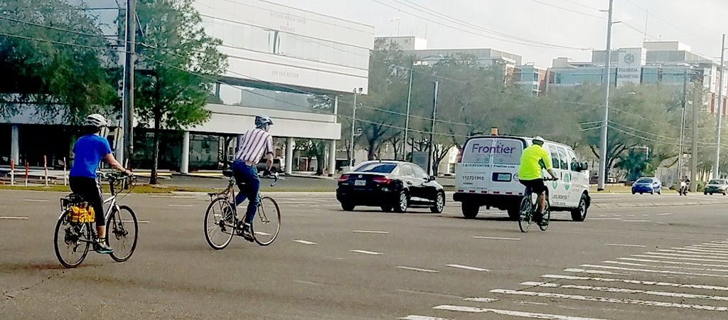 CUTR researchers analyze local news on bicyclist fatalities and