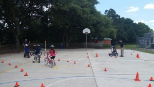 Temple Terrace Kids' Bike Rodeo and Family Ride @ Temple Terrace Family Recreation Complex