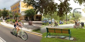 Downtown to Trail Town Bike Ride (Clearwater to Dunedin) @ Clearwater Main Library