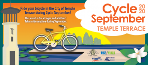 Cycle September Temple Terrace @ Temple Terrace Family & Recreation Complex