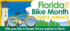 Bike Month in Temple Terrace! @ Temple Terrace Family & Recreation Complex